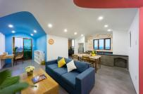 Gợi ý thiết kế không gian ngập tràn màu sắc cho gia đình có trẻ nhỏ