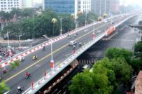 Quý I/2017 sẽ xây dựng cầu vượt tại nút giao An Dương - đường Thanh Niên