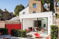 Thiết kế đổi mới khiến ngôi nhà tràn ngập ánh sáng tự nhiên