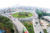 Hà Nội gia hạn tiến độ xây dựng nút giao thông trung tâm quận Long Biên