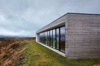 Ngôi nhà độc đáo trên bờ biển tại Scotland