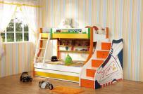 Sai lầm có hại nhiều bố mẹ mắc khi đặt giường tầng trong phong ngủ của bé