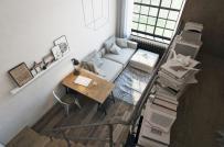 Chưa đầy 27m², chẳng đầu tư đồ trang trí, căn hộ này vẫn khiến nhiều người phải trầm trồ