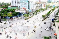 Xây dựng khu phố đi bộ ở trung tâm TPHCM 221ha
