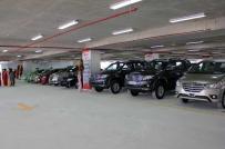 Đề xuất xây nhà đậu xe cao tầng tại 9 bệnh viện ở TPHCM
