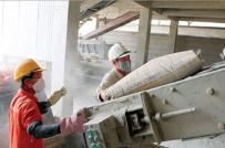 Xuất khẩu xi măng và clinker tăng