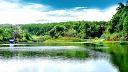 Thăm khu du lịch sinh thái Măng Đen