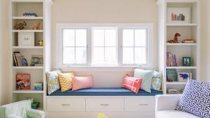 Các góc thư giãn đẹp bên khung cửa sổ