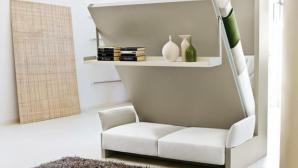 Những đồ nội thất đa chức năng cho căn phòng nhỏ