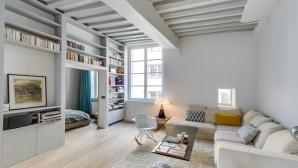 Không gian nội thất đẹp của căn hộ 50m2