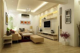 Bài trí căn hộ chung cư hợp phong thủy