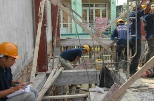 Đau đầu việc sửa chữa, xây nhà dịp cuối năm