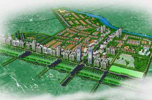 """Thêm một khu đô thị """"hạ"""" chiều cao nhà chung cư"""