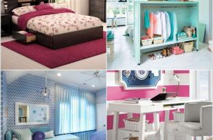 Những ý tưởng trữ đồ cực thông minh trong phòng ngủ