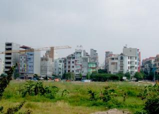 Hà Nội duyệt kế hoạch sử dụng đất năm 2017 cho 5 quận, huyện