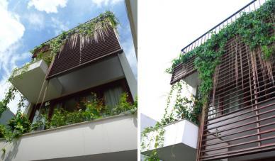 Thiết kế nhà đẹp cho 3 thế hệ sinh sống