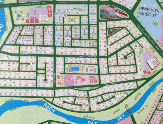 Đất nền dự án Đông Dương ngay đường Bưng Ông Thoàn, P. Phú Hữu 10 tr/m2/100m2, thổ cư 5626524