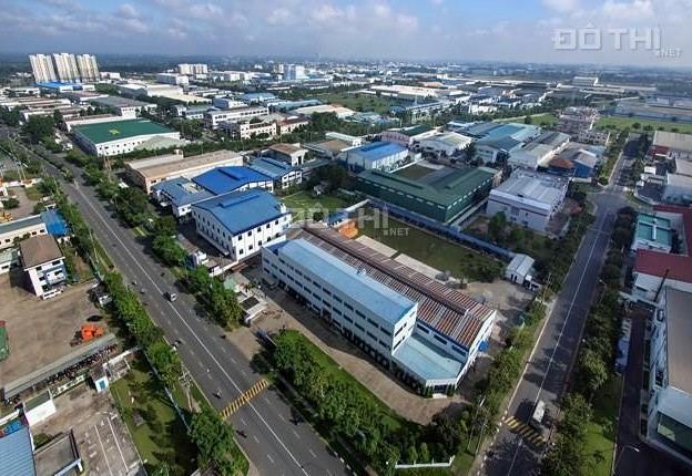 Cho thuê đất, nhà xưởng KCN Sóng Thần 3 giá rẻ 5857191