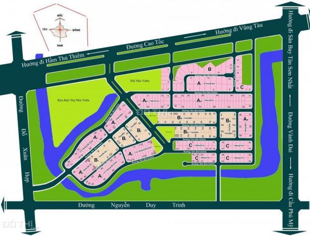 Trực tiếp chủ đất cần bán 1 trong 2 lô đất dự án ĐH Bách Khoa, Phú Hữu, Q9 6108847