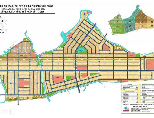 Bán đất nền khu dân cư mới gần Bincosi Dĩ An 6292133