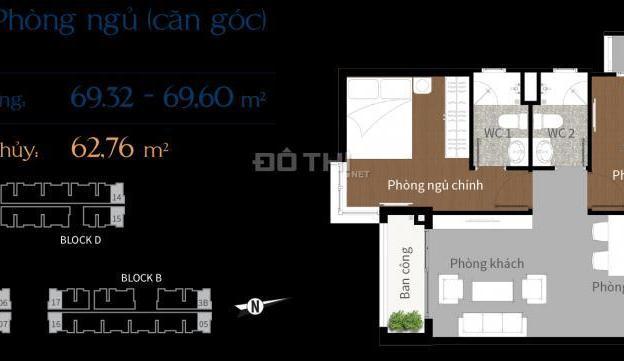 Bán căn hộ chung cư quận 9 bên cạnh tuyến Metro từ chủ đầu tư Him Lam 6894473