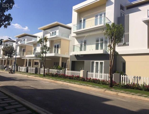 Nhà phố biệt thự Melosa Garden, Q. 9 hỗ trợ vay 70%, CK 280 triệu, tặng 2 lượng SJC. LH 0903602104 7051798