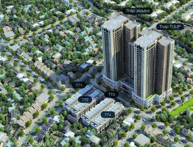 Bán gấp căn 127m2 chung cư Goldsilk, Hà Đông, giá 18 triệu/m2 chuẩn bị nhận nhà 7098272