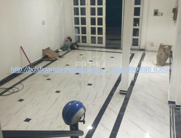 Cho thuê gấp nhà MT hẻm Nguyễn Hữu Hào, cạnh chung cư Masteri đang xây dựng như hình chỉ 20tr/th 7063778