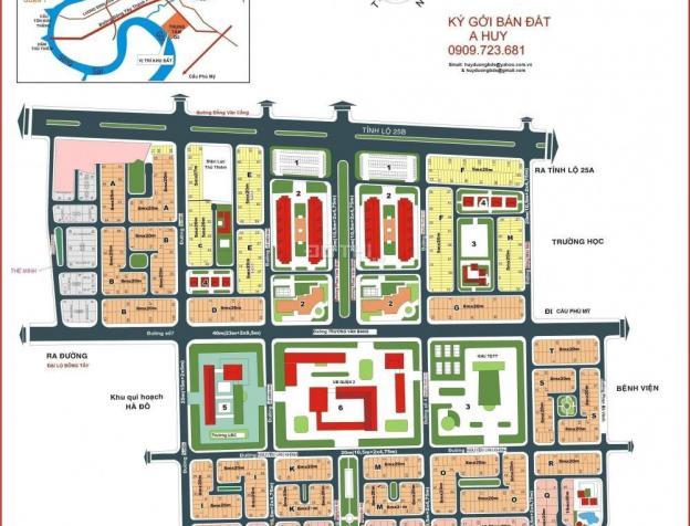 A Huy 0909 723 681 nhượng đất dự án Huy Hoàng, Thạnh Mỹ Lợi, Quận 2 7144120