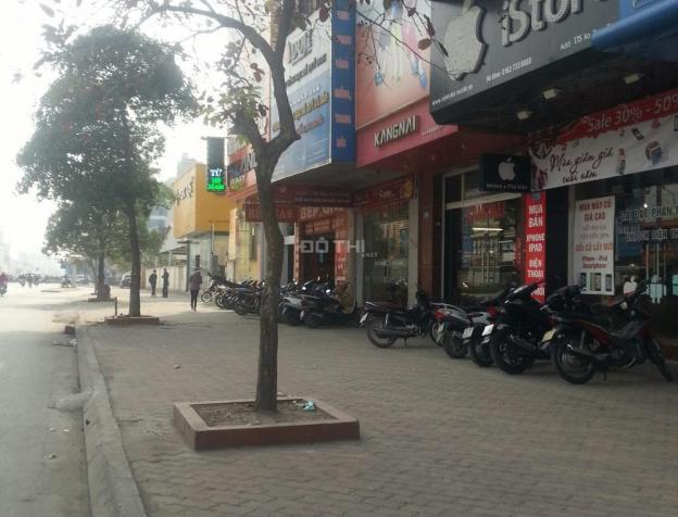 Bán đất chính chủ 19 tỷ mặt phố Chùa Láng, Đống Đa, 100m2 MT 5m có vỉa hè rộng, LH: 0919021087 7162854