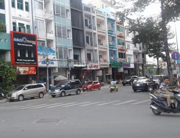 Cho thuê nhà góc 2 MT Hoàng Sa + Nguyễn Đình Chiểu, Quận 1. DT 15x13m - 4 lầu - 0906.878.619 7181881