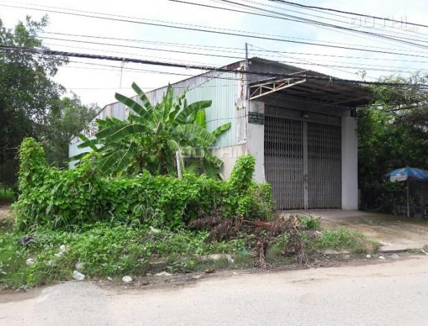 Bán nhà kho mặt tiền đường lớn Quốc Lộ 50, xã Phong Phú, Bình Chánh 7189785