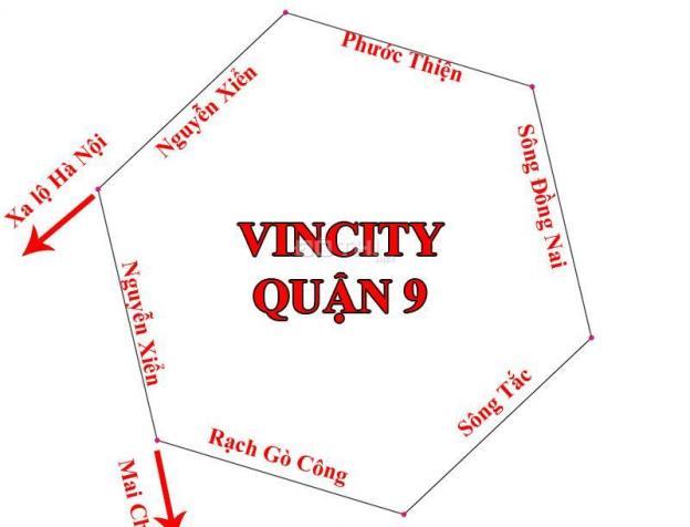 Cơ hội vàng năm 2017 sở hữu căn hộ Vincity của Vingroup chỉ với 700 tr/căn tại quận 9, TP. HCM 7200506
