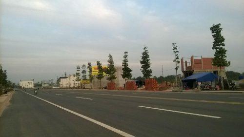 Bán lô L58 hướng Tây đường DL15 thông dài, lô L58 Mỹ Phước 3, dân đông 7208529
