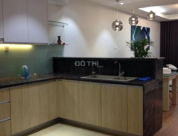 Cho thuê căn hộ chung cư Diamond Flower, Hoàng Đạo Thúy, dt 160m2, 3PN, đủ đồ, 22tr/tháng 7229342