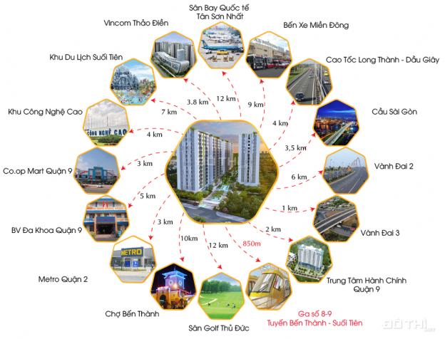 Bán căn hộ Him Lam Phú An, 62m2, 2PN, giá 1.5 tỷ 7337592
