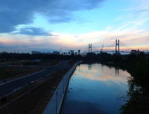 Cần bán gấp căn biệt thự duy nhất view sông và công viên ở Jamona Golden Silk Q7, LH: 0901294946 7492813