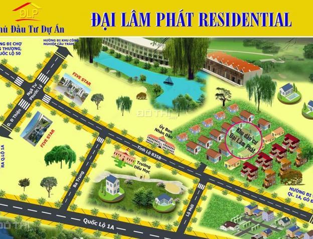Cơ hội sở hữu nhà 1 trệt, 1 lầu tại KDC Đại Lâm Phát Residential chỉ 460 triệu 7531259