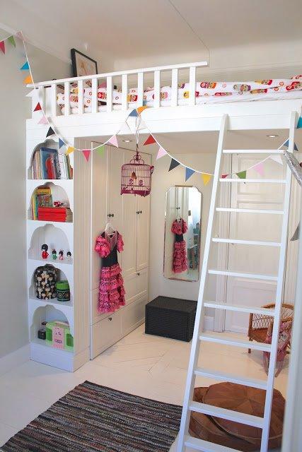 20141227080305697 Những mẫu thiết kế giường tầng đáng yêu dành riêng cho bé
