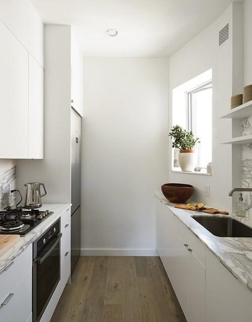 Phòng bếp sang trọng