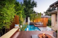 Mùa hè mát mẻ hơn với những bể bơi mini ngoài trời