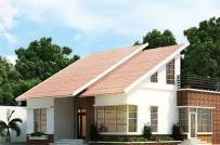 Những kiểu mái nhà đẹp mắt và dễ ứng dụng