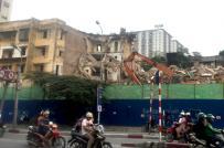 Hà Nội: Sẽ cưỡng chế chung cư cũ tại 93 Láng Hạ
