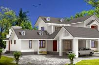 Chức năng, cấu tạo và những kiểu mái nhà phổ biến tại Việt Nam