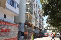 Tp.HCM ra công văn khẩn xử lý chung cư 518 Võ Văn Kiệt