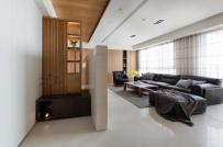 Bên trong căn hộ phong cách Nhật ở Đài Loan