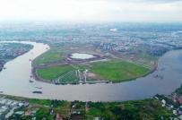 Giai đoạn 2015-2019, giá đất bán đảo Hiệp Bình Phước tăng gấp 5 lần