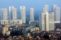 Giá căn hộ trung bình tại TP.HCM tăng gần 12% theo năm