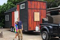 Cặp đôi trẻ người San Francisco tự xây nhà tí hon để ở vì giá nhà cao chót vót