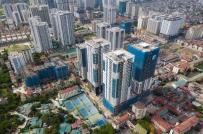 Hà Nội: Giá bán thứ cấp của căn hộ tại Thanh Xuân sụt giảm